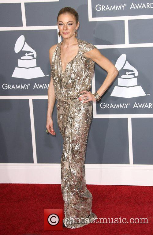 LeAnn Rimes The 53rd Annual GRAMMY Awards at...