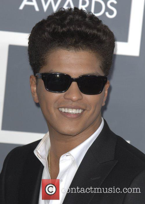 Bruno Mars  The 53rd Annual GRAMMY Awards...