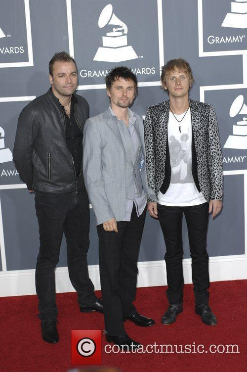 Muse  The 53rd Annual GRAMMY Awards at...