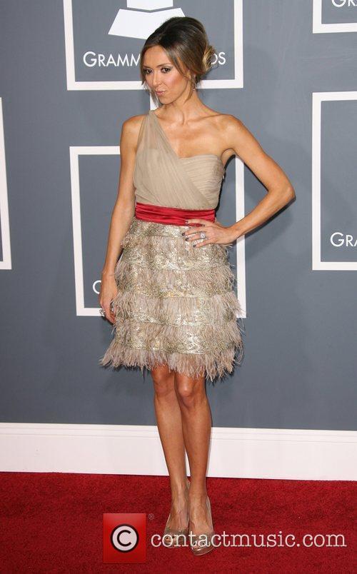 Giuliana Rancic The 53rd Annual GRAMMY Awards at...