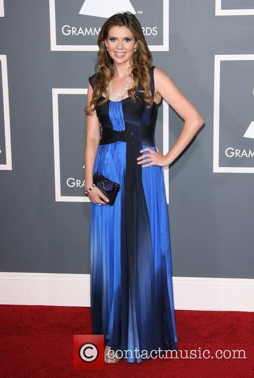 Guianna Rans The 53rd Annual GRAMMY Awards at...