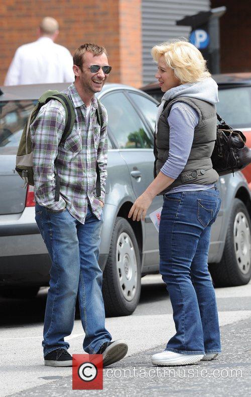 Charlie Condou and Katy Cavanagh 1