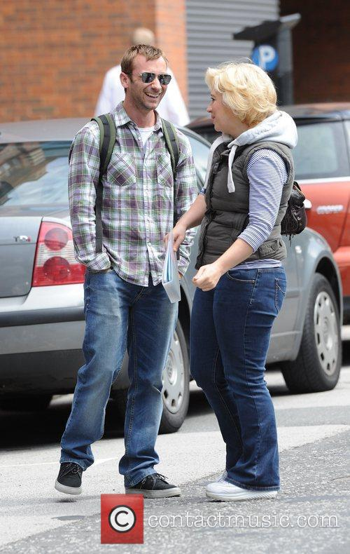 Charlie Condou and Katy Cavanagh 2