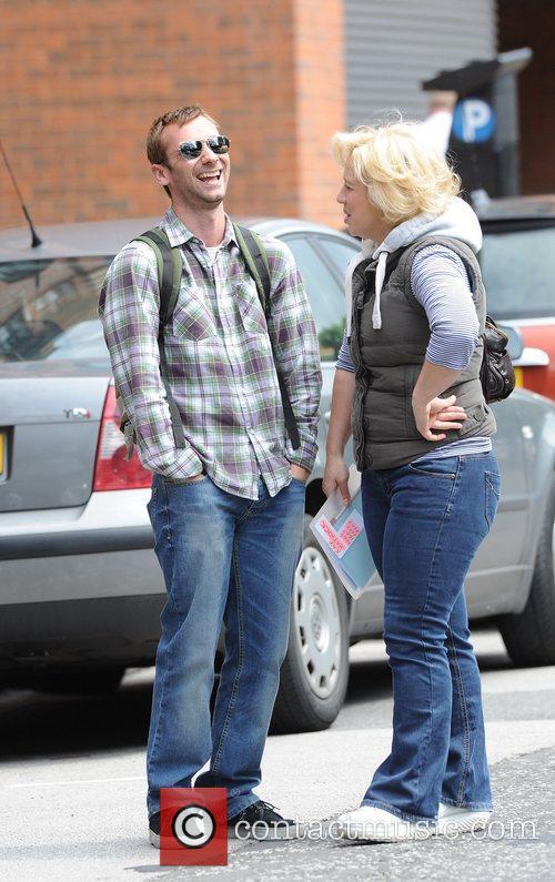 Charlie Condou and Katy Cavanagh 5