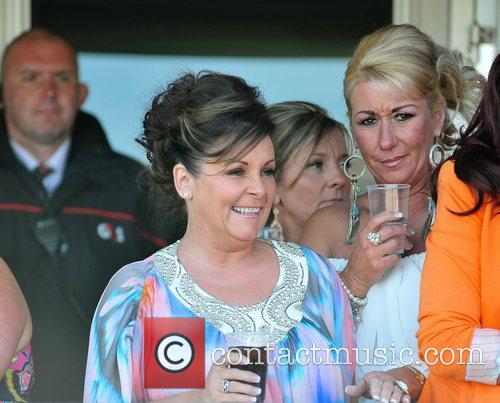 Colette McLaughlin Ladies Day at the John Smith...