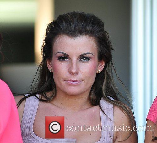 Coleen Rooney Ladies Day at the John Smith...