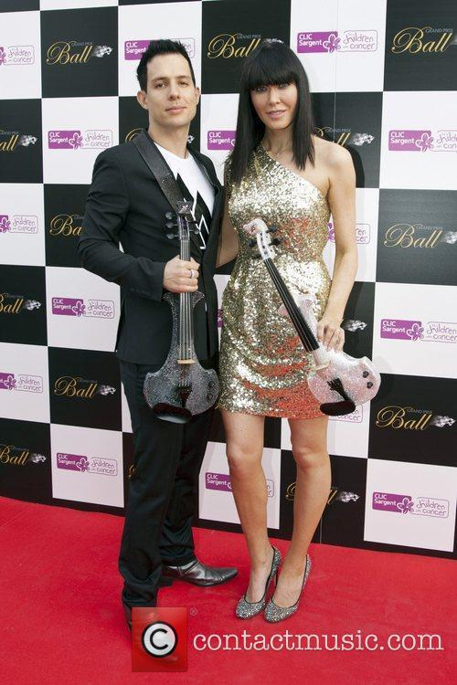 Ben Lee and Linzi Stoppard 1