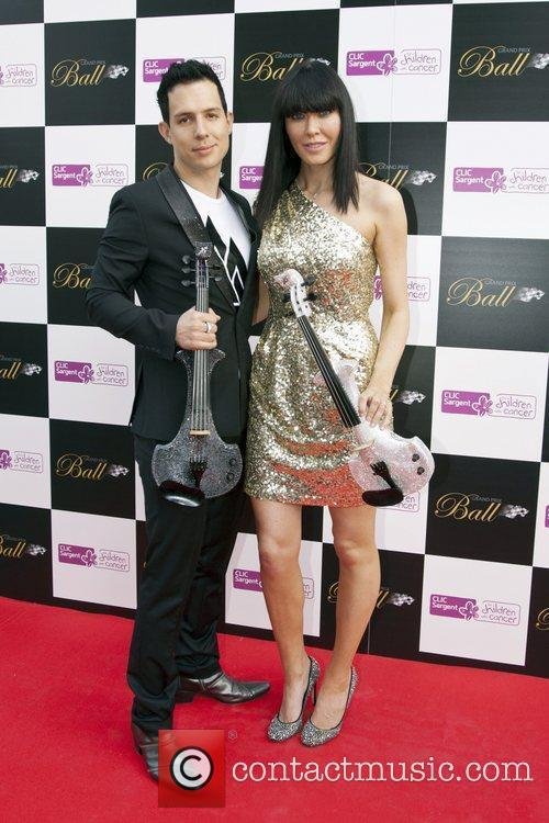 Ben Lee and Linzi Stoppard 2