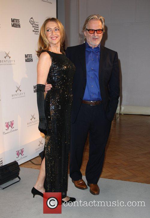 Sharon Maughan and Trevor Eve 1