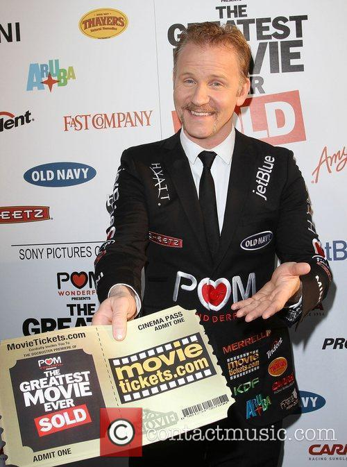 Morgan Spurlock 2