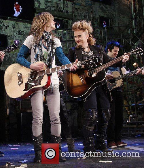 Melissa Etheridge and Green Day 2