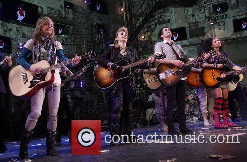 Melissa Etheridge and Green Day 13