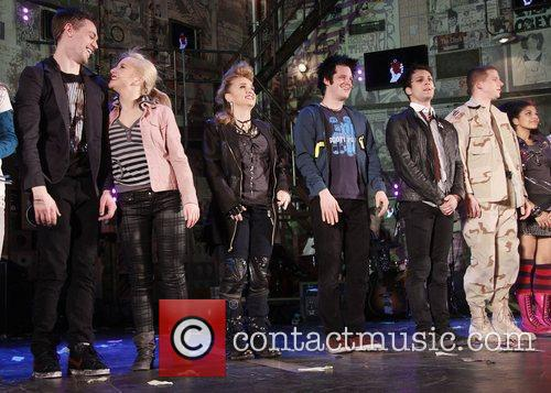 Melissa Etheridge and Green Day 6