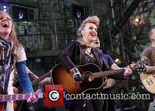 Melissa Etheridge and Green Day 7