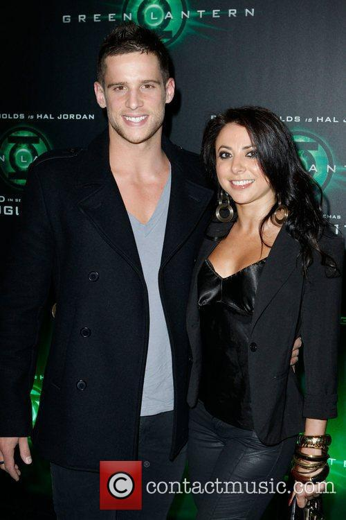 The Australian premiere of 'Green Lantern' at Event...