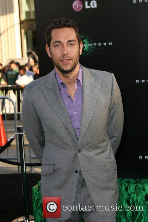 Zachary Levi Los Angeles Premiere of Warner Bros....
