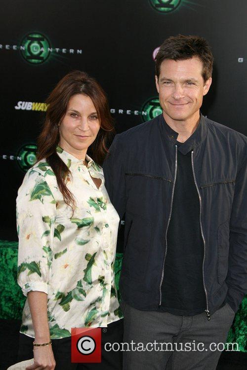 Amanda Anka and Jason Bateman Los Angeles Premiere...