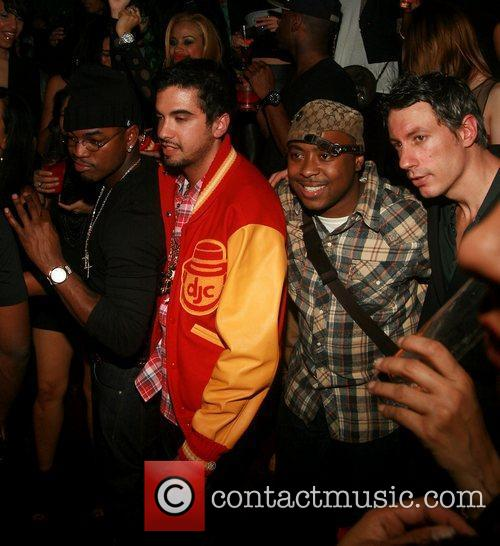 Ne-yo, Dj Cassidy and Dj Webstar 10
