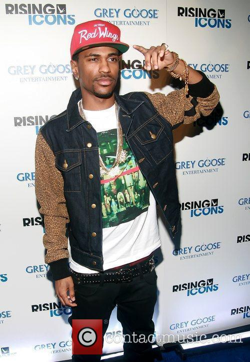 Big Sean and Michael Anderson 9