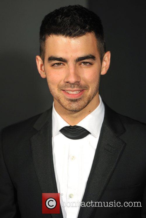Joe Jonas Grey Goose Winter Ball held at...