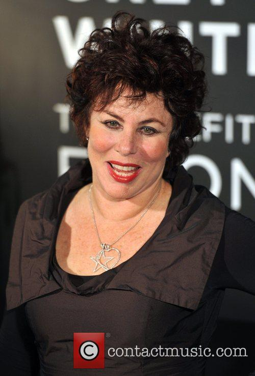Ruby Wax Grey Goose Winter Ball Held At Battersea Park Arrivals
