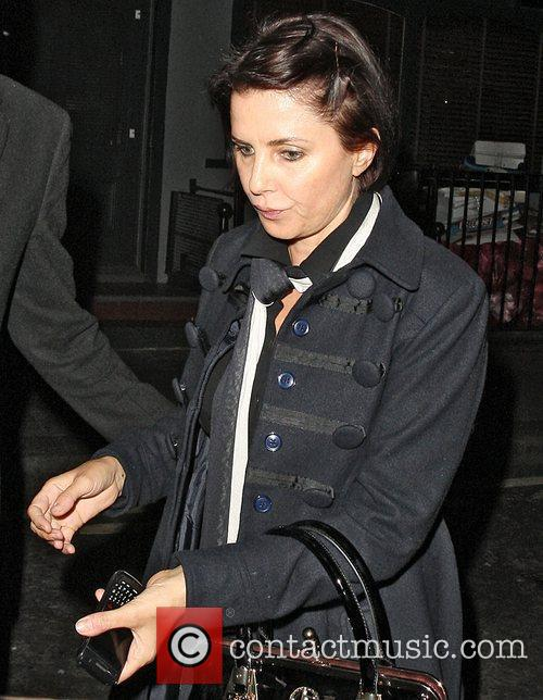 Sadie Frost,  at the Groucho club in...