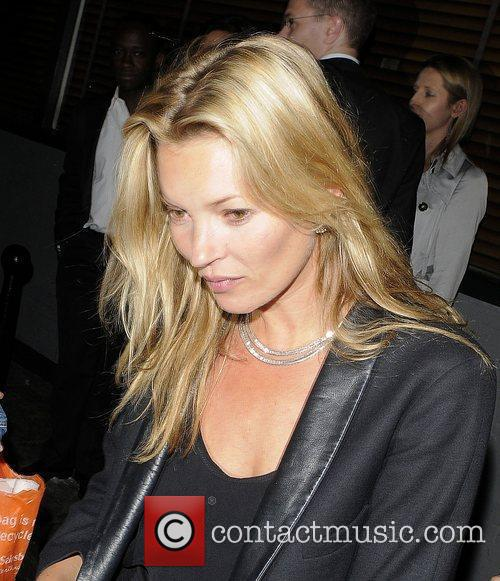 Kate Moss, Groucho Club