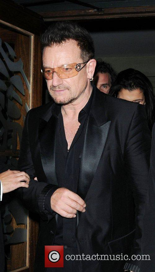 Bono and Groucho Club 1