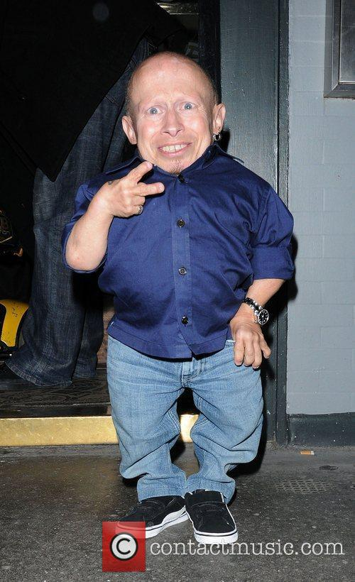 Verne Troyer and Groucho Club 8