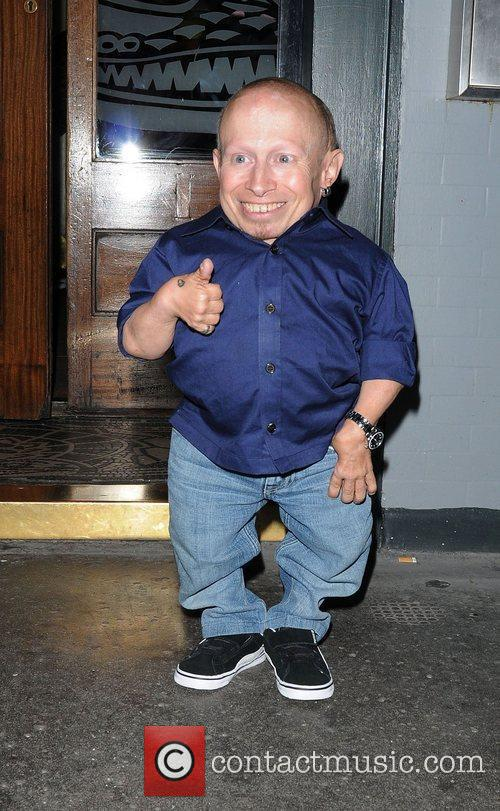 Verne Troyer and Groucho Club 3