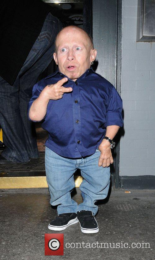 Verne Troyer and Groucho Club 6