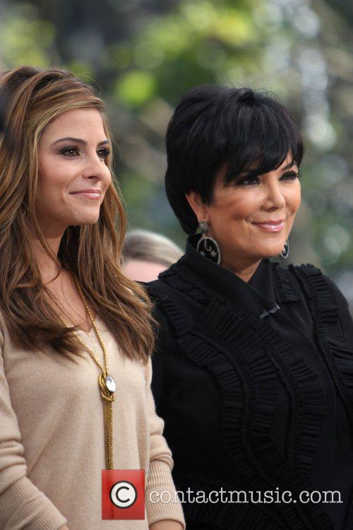 Kris Jenner and Maria Menounos 4