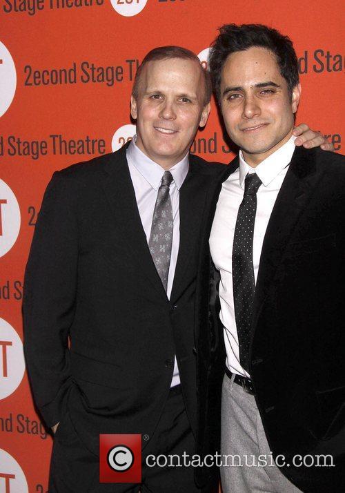 Scott Ellis and Rajiv Joseph