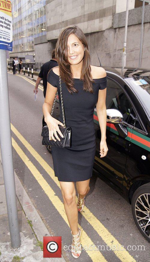 Amanda Shepard ,  at the UK launch...