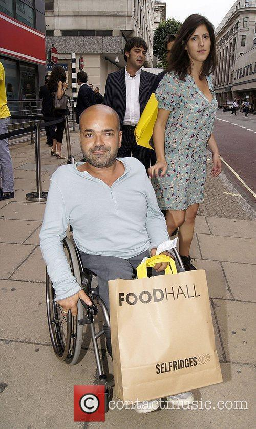 Ash Atalla,  at the UK launch of...