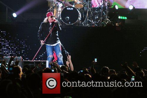 Axl Rose, Guns N Roses