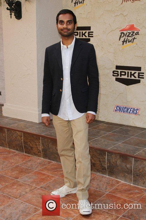 Aziz Ansari Spike TV's 5th Annual 2011 'Guys...