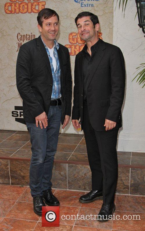 Ben Garrent and Tom Lennon Spike TV's 5th...