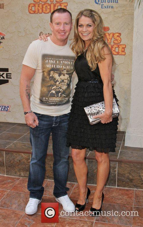 Micky Ward and Guest Spike TV's 5th Annual...