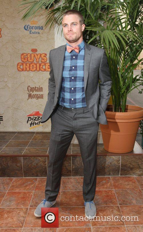 Stephen Amell Spike TV's 5th Annual 2011 'Guys...