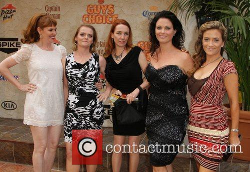 The O'Brien Sisters Spike TV's 5th Annual 2011...