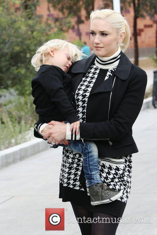 Gwen Stefani and Gavin Rossdale 17