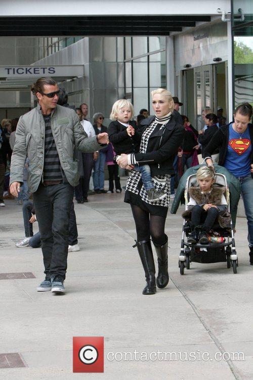 Gwen Stefani and Gavin Rossdale 19