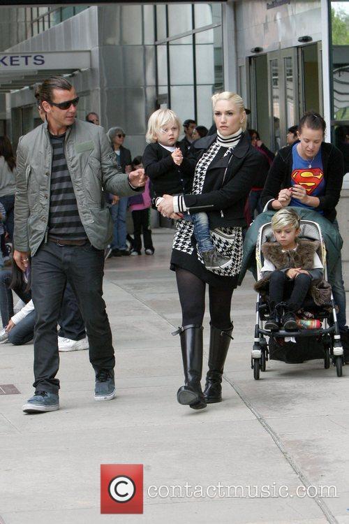 Gwen Stefani and Gavin Rossdale 12