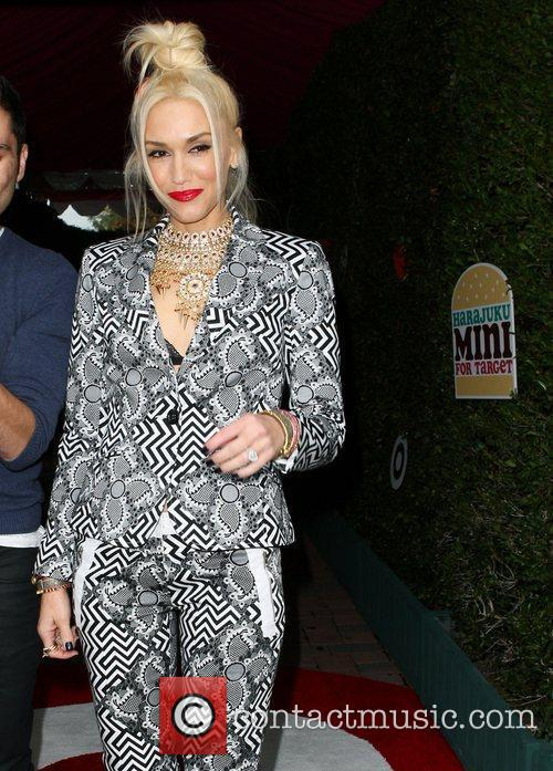 Gwen Stefani 40