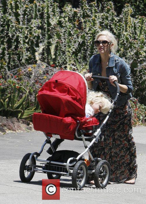 Gwen Stefani and son Zuma Rossdale Gwen Stefani...