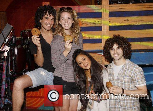 The Broadway production of Hair celebrates 300 performances...