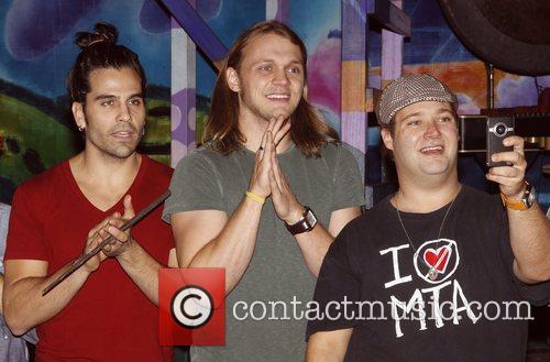 Steel Burkhardt, Matt DeAngelis and Josh Lamon The...