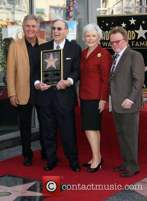 Steve Tyrell, Paul Williams and Walk Of Fame 7