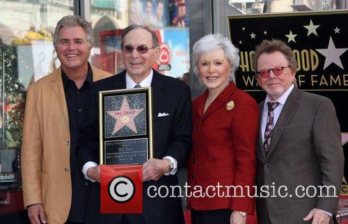 Steve Tyrell, Paul Williams and Walk Of Fame 6